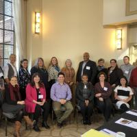 Participants at ALA Meeting